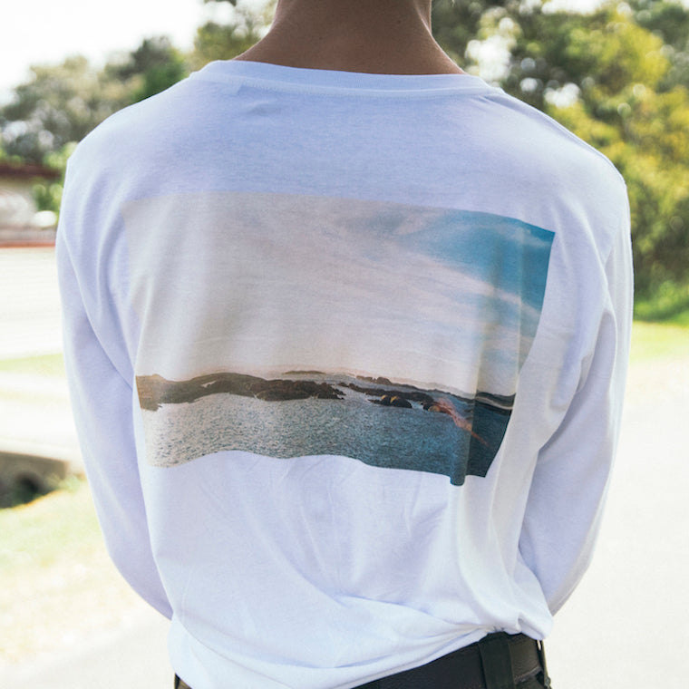 'Laps Around The Sun' Unisex Long Sleeve Tee