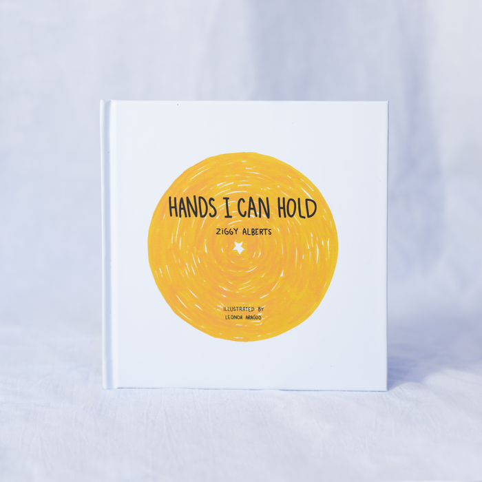 'Hands I Can Hold' Lyric Book