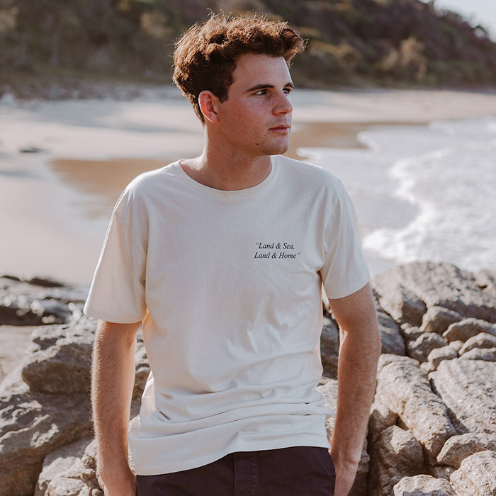 Land & Sea Mens Tee