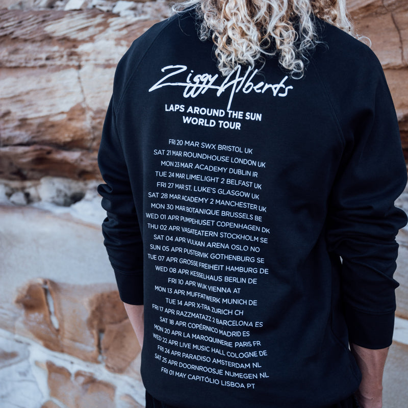 2020 Europe & UK Tour Jumper