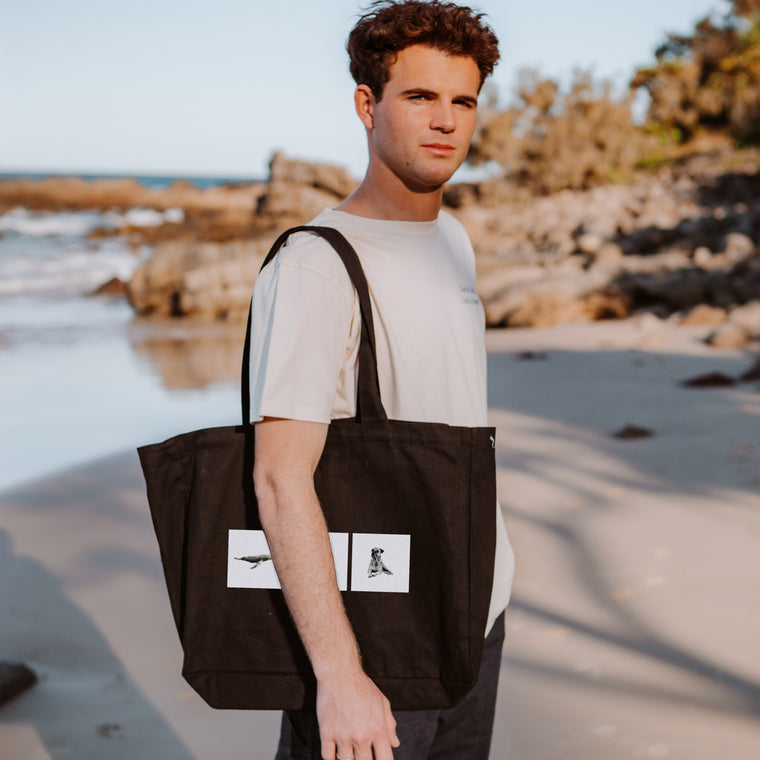 Truly Acoustic Tote Bag