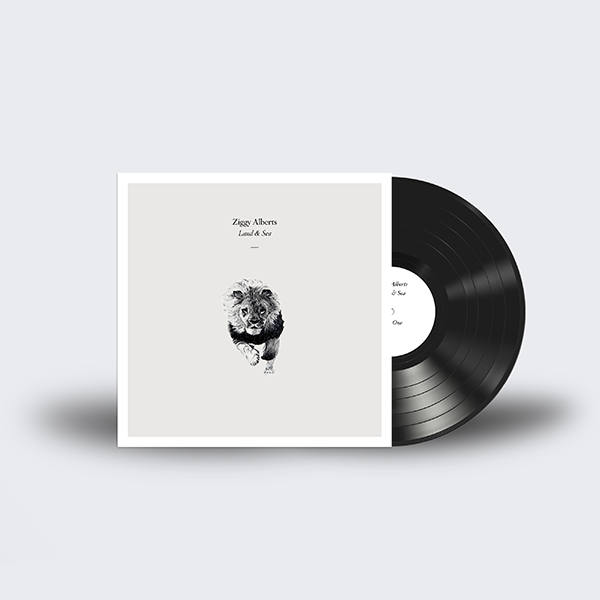 PRE-ORDER Land & Sea X Four Feet In The Forest Vinyl