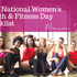 YOUR National Women's Health & Fitness Day Checklist