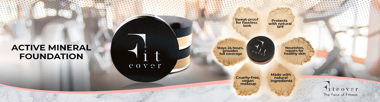 Active Mineral Powder Foundation