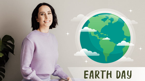 Earth Day with Nova Jane from Fitcover