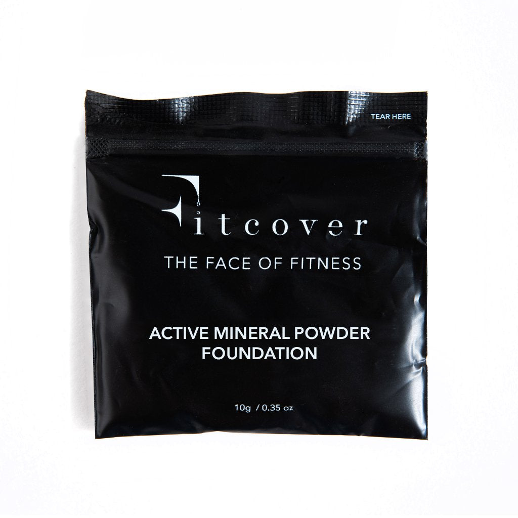 Active Mineral Powder Foundation Bio Refill Pouch