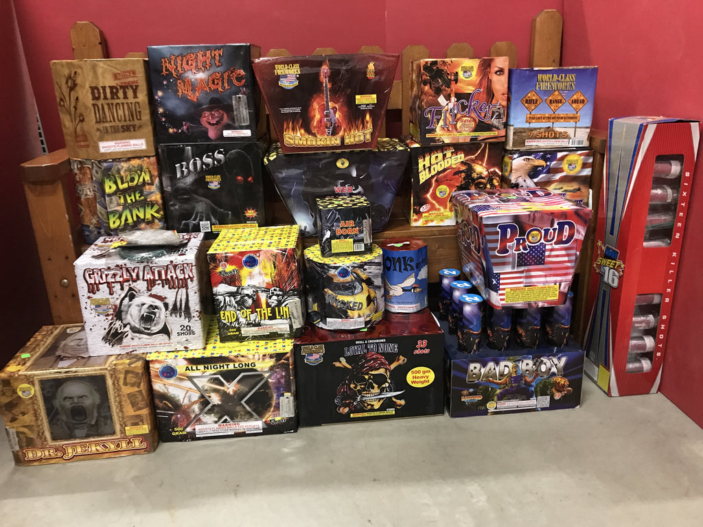 4th of July party display package