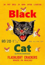Black Cat 50 Firecrackers