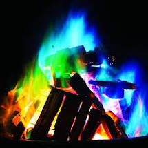 Colorful Campfire Packet