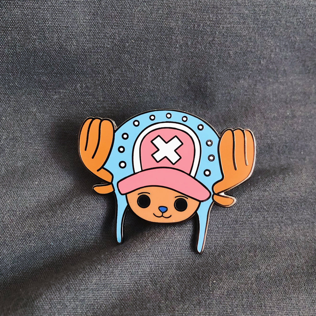 Chopper One Piece Hard Enamel Pin