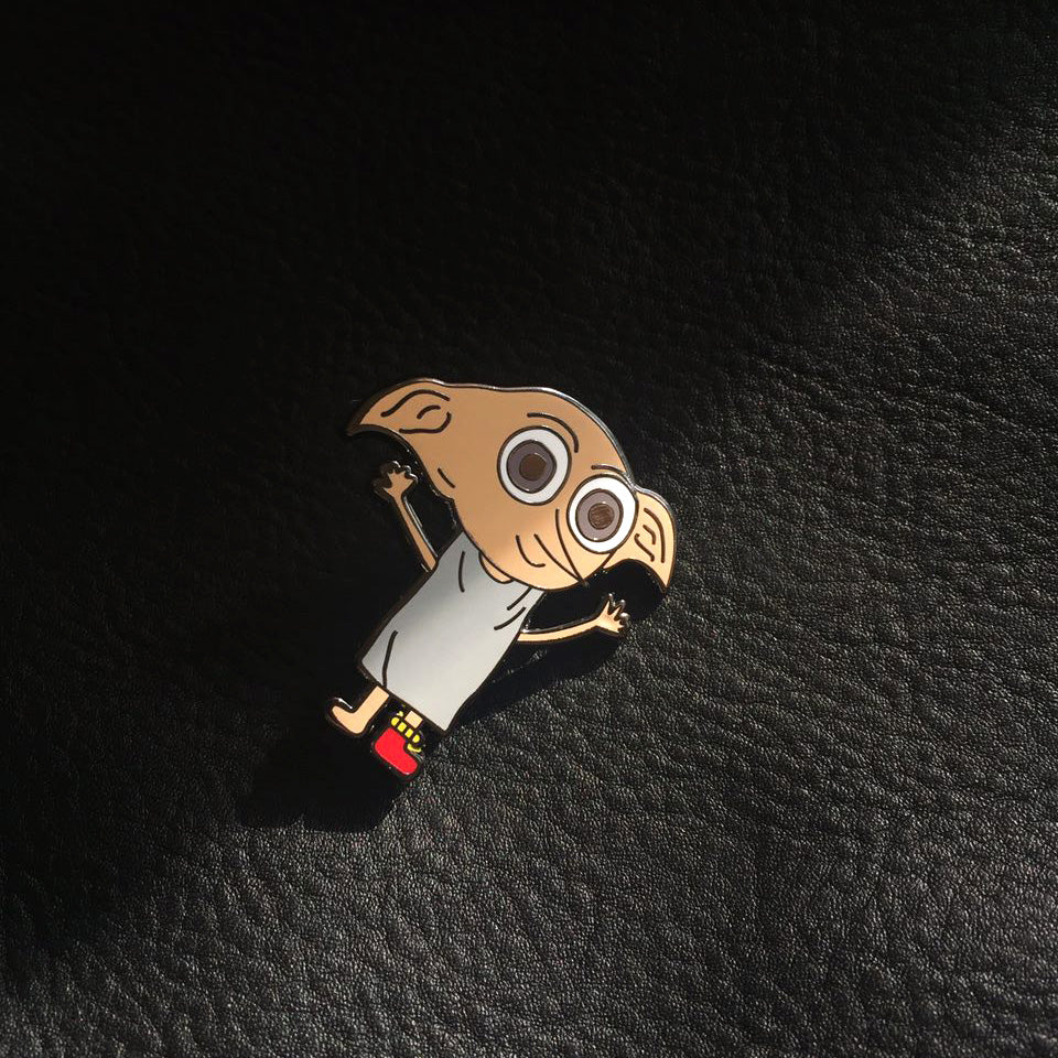 Dobby Harry Potter Enamel Pin