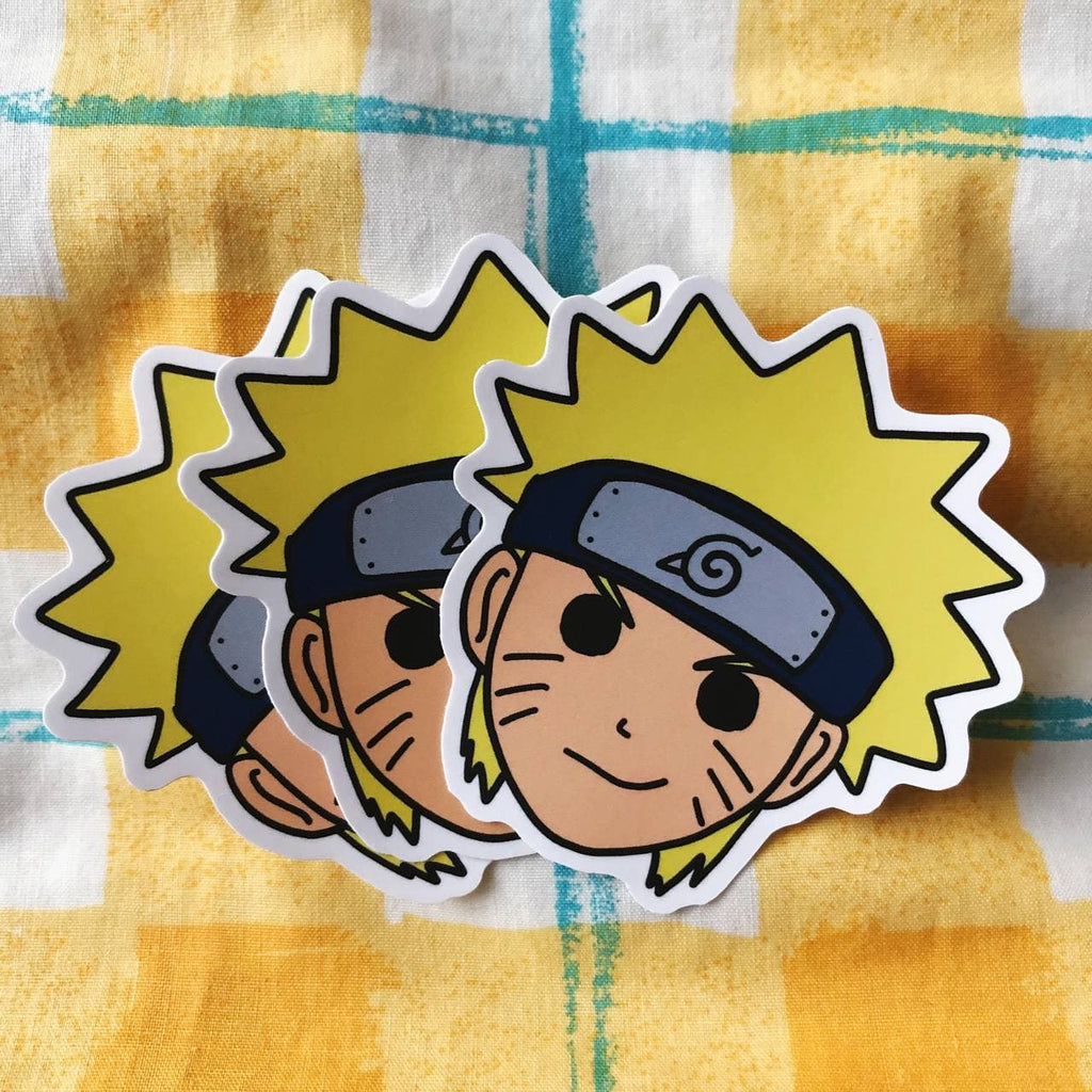 Uzumaki Naruto Sticker
