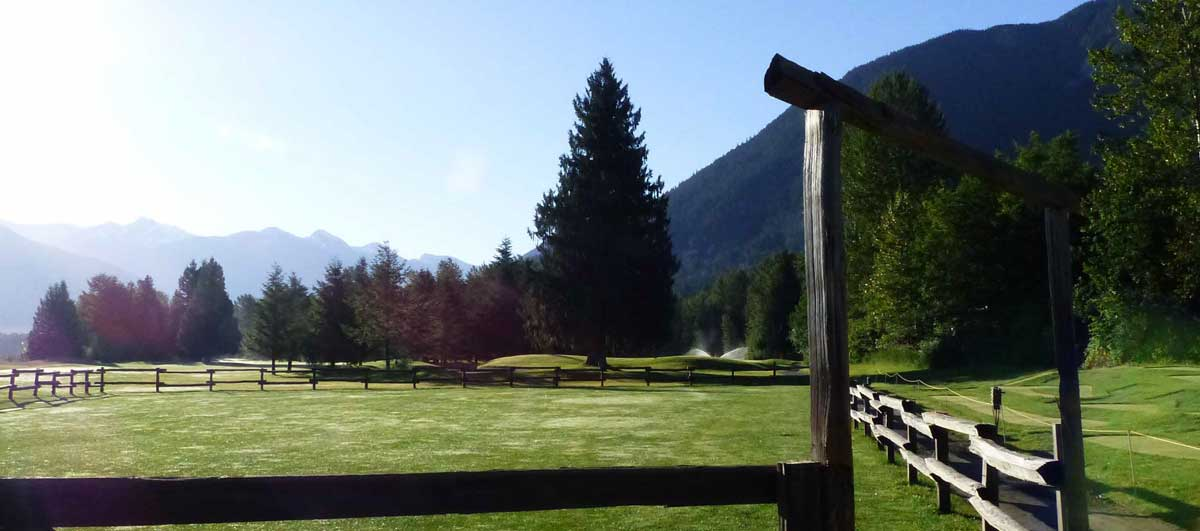 Pemberton Wedding Venue