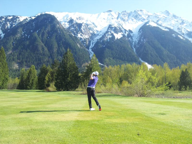 Golf Course OPEN - The Meadows at Pemberton
