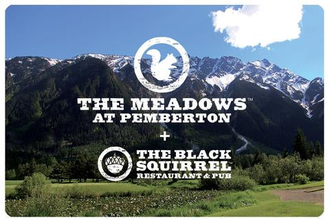 Gift Certificate - The Meadows at Pemberton