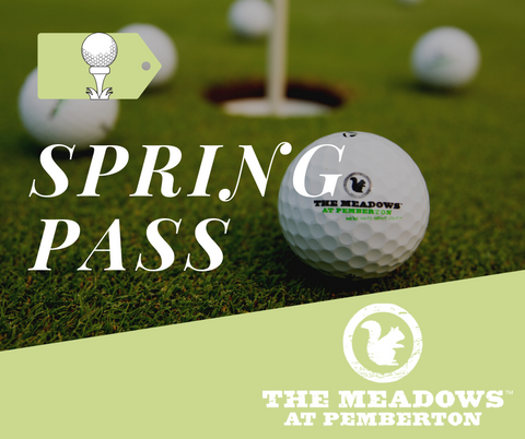 Spring Pass 2021-Limited Number of Passes Available