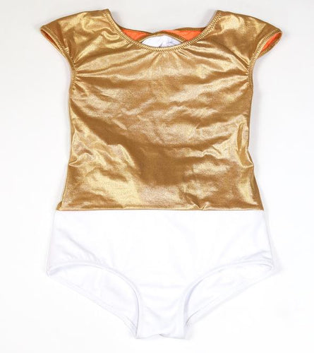 PICCOLI PRINCIPI | Venezuela One-piece | Gold/White