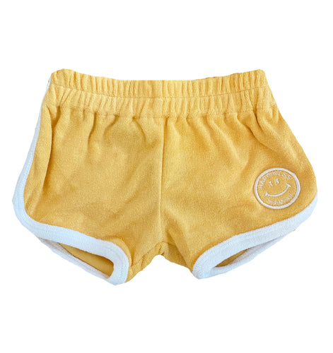 LITTLE CHIEFS | Original Chillin Shorts | Gold