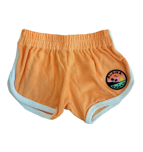 LITTLE CHIEFS | Original Chillin Shorts | Papaya
