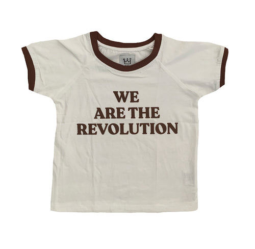 KING RAJA ORGANICS | Revolution Tee