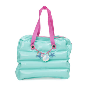 Turquoise Beach and Pool Bag
