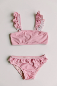 SUNBERRY | Two-piece Ruffle | Pink