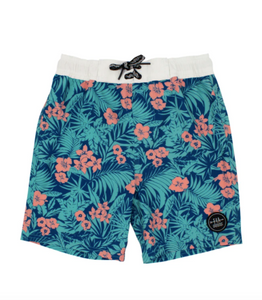 FEATHER 4 ARROW | Wild Tropics Boardshort