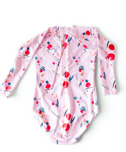 LITTLE FELLA REBELS | Bunga Long Sleeve Swimsuit