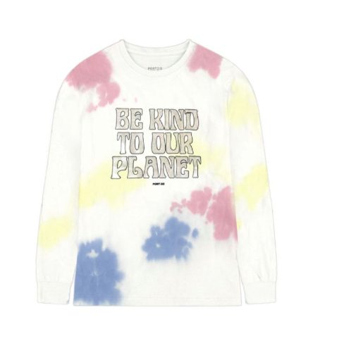 PORT 213 | Planet Long Sleeve | Tie Dye