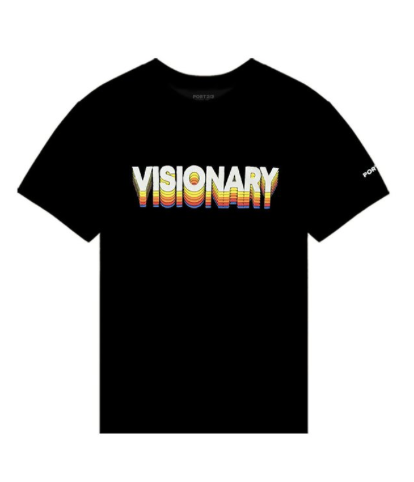 PORT 213 | Visionary Tee | Black
