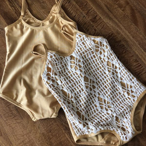 CINTA CHILD | Ocean Crochet One-piece