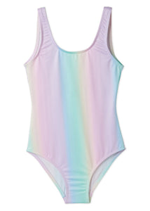 Rainbow Tank Swimsuit