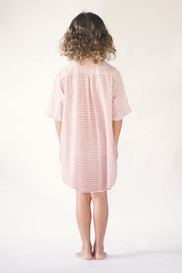 LITTLE RUKI | Koya Dress | Ninja Stripe