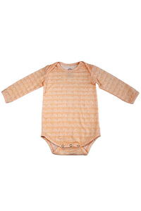 SKYE HI | Long Sleeve Onesie | Beach Sand Rainbow