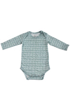 SKYE HI | Long Sleeve Onesie | Surfspray Rainbow