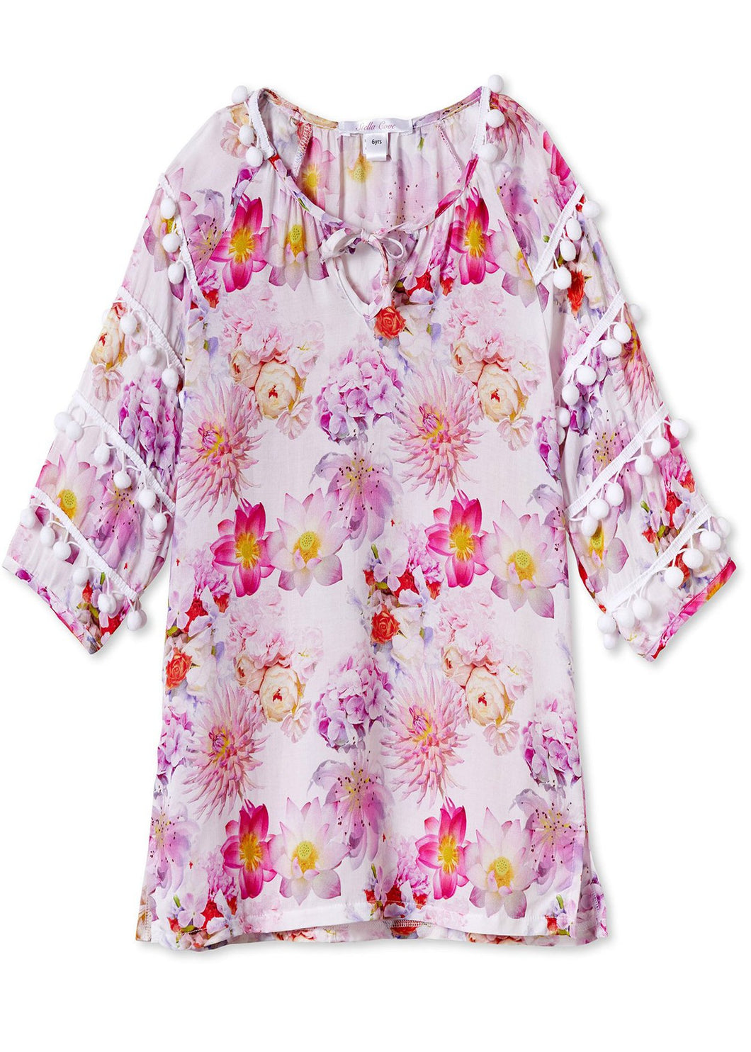 Cover-Up Kaftan for Girls