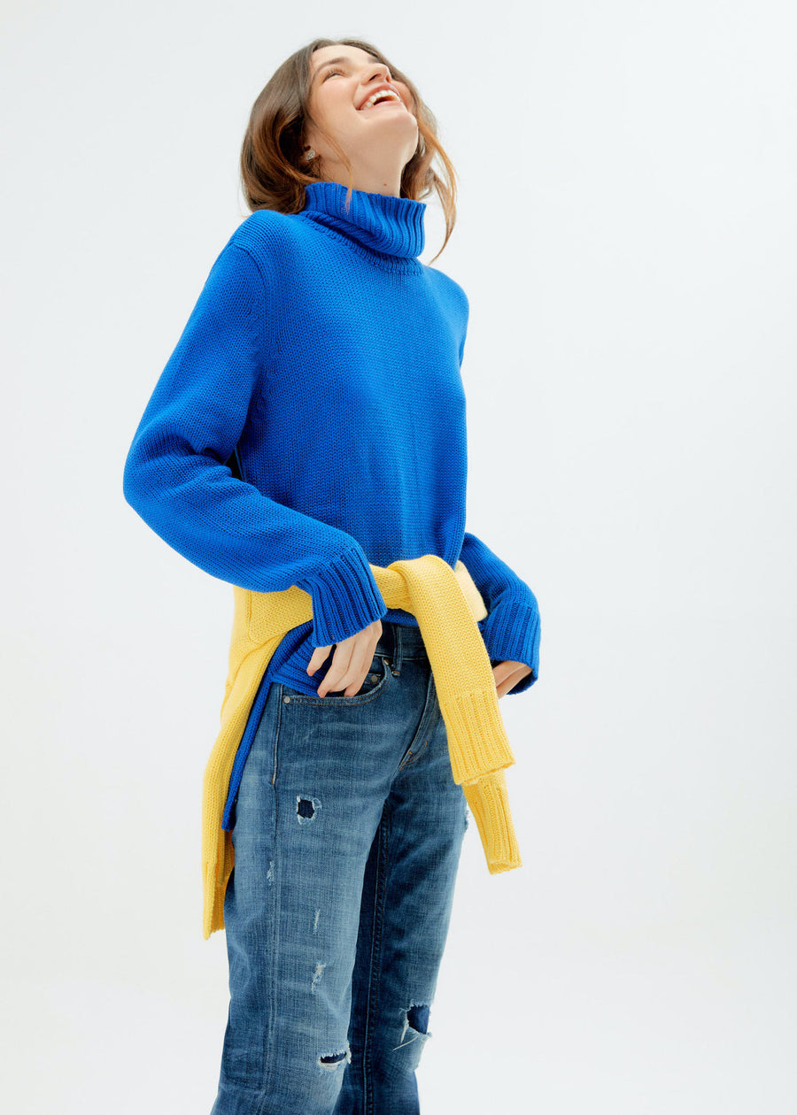 Knit Sweater-Klein