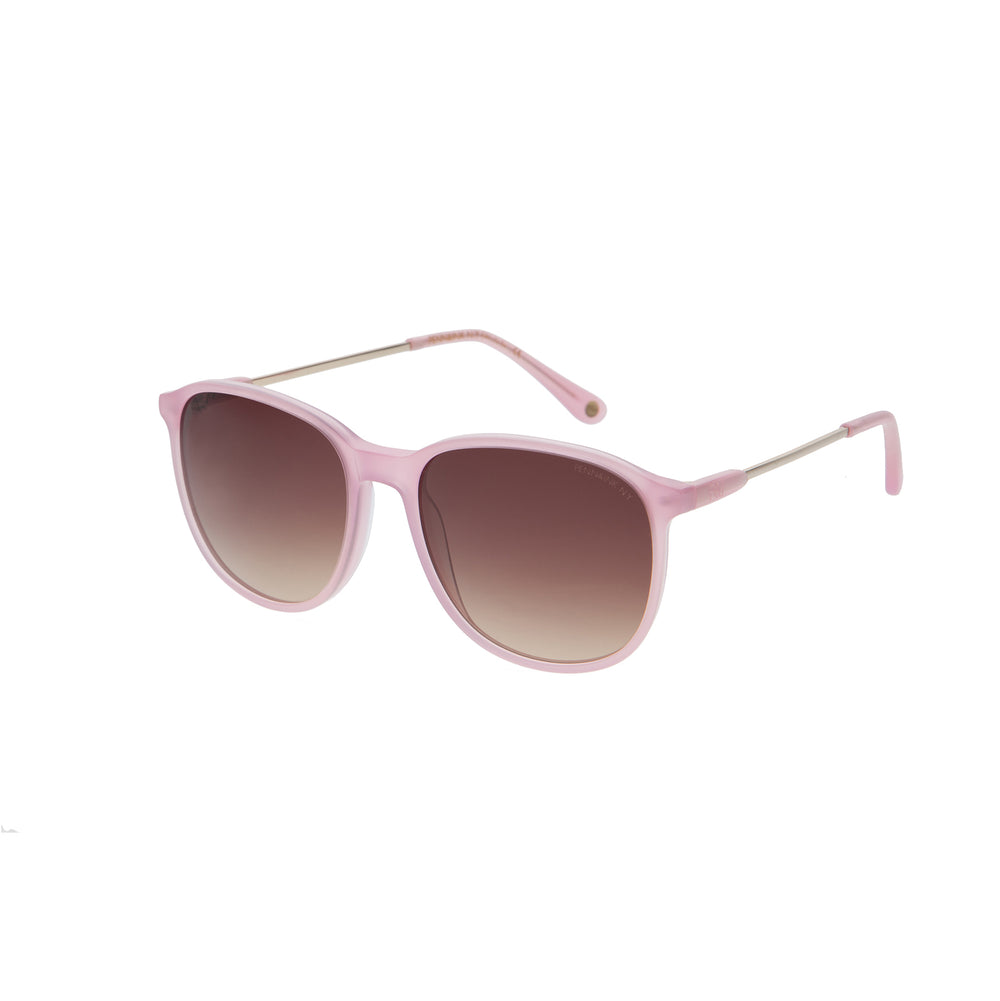 806 - pink - lens brown degradé