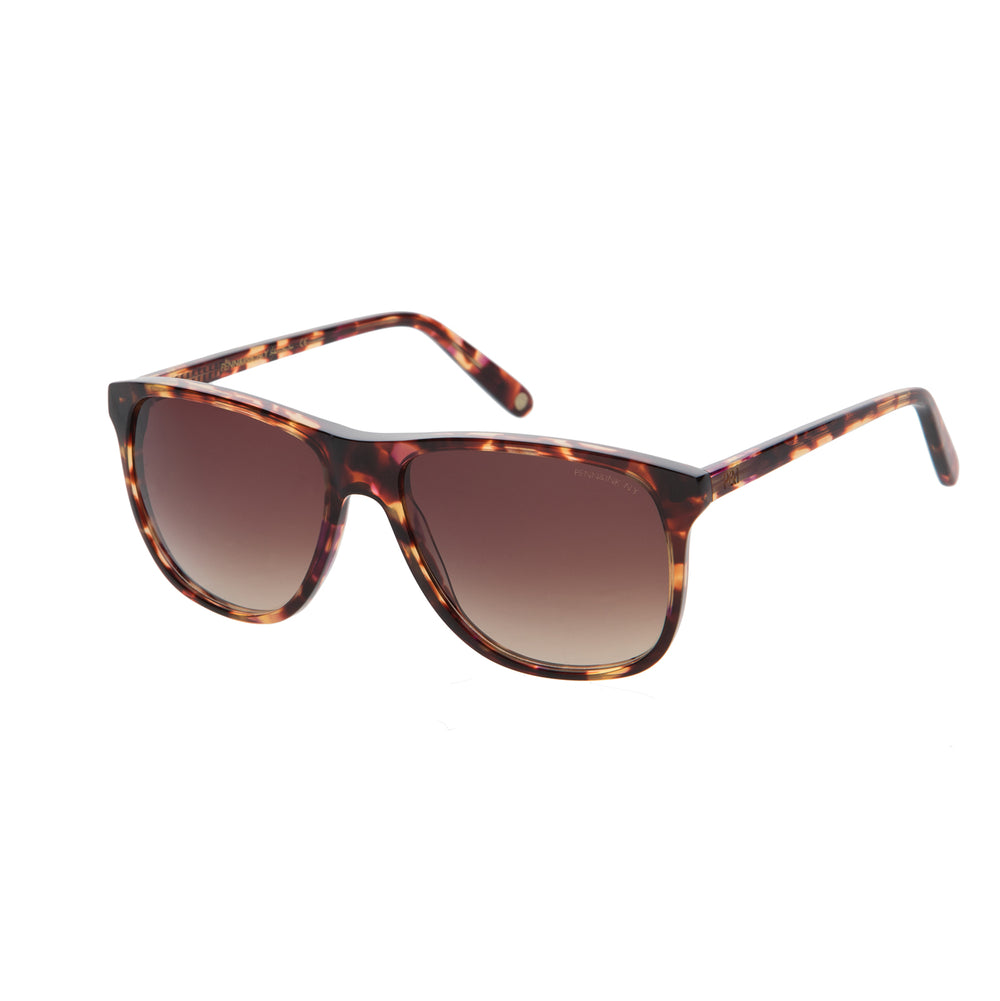 808- tortoise / lens brown degradé