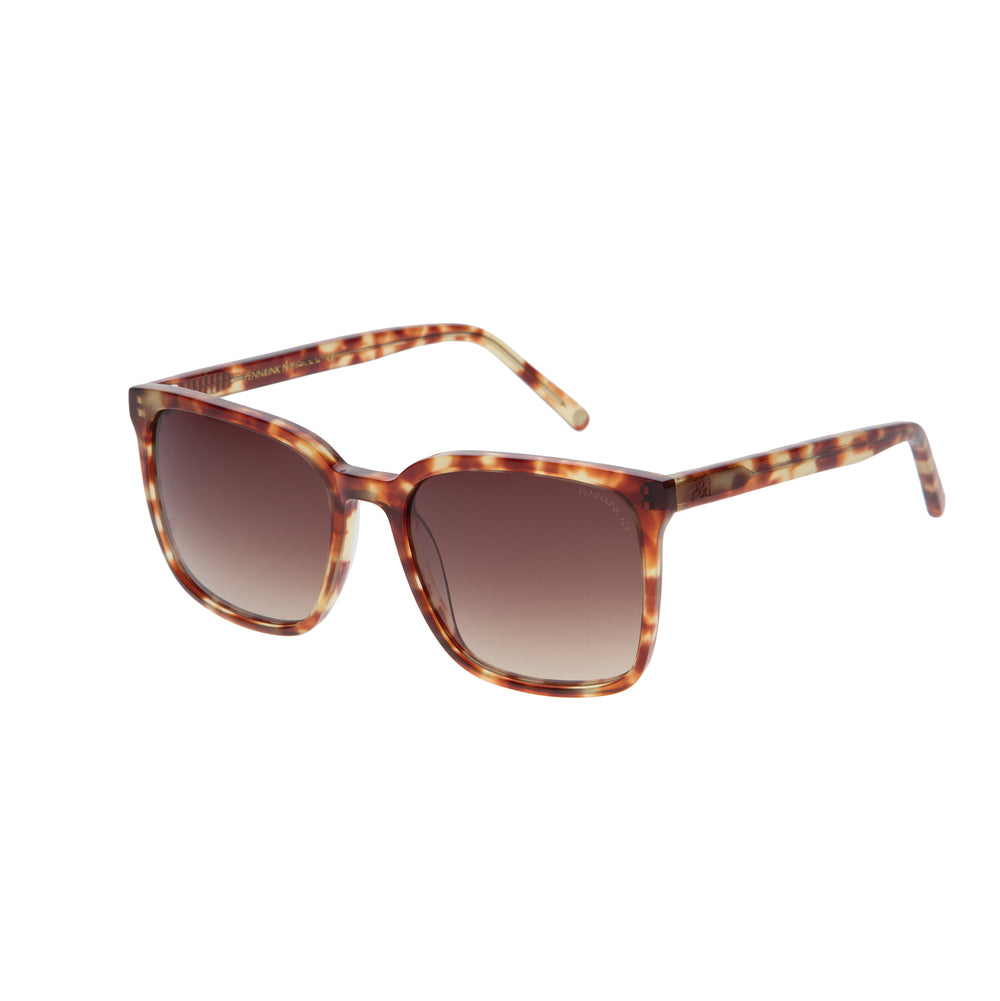 809- tortoise / lens brown degradé