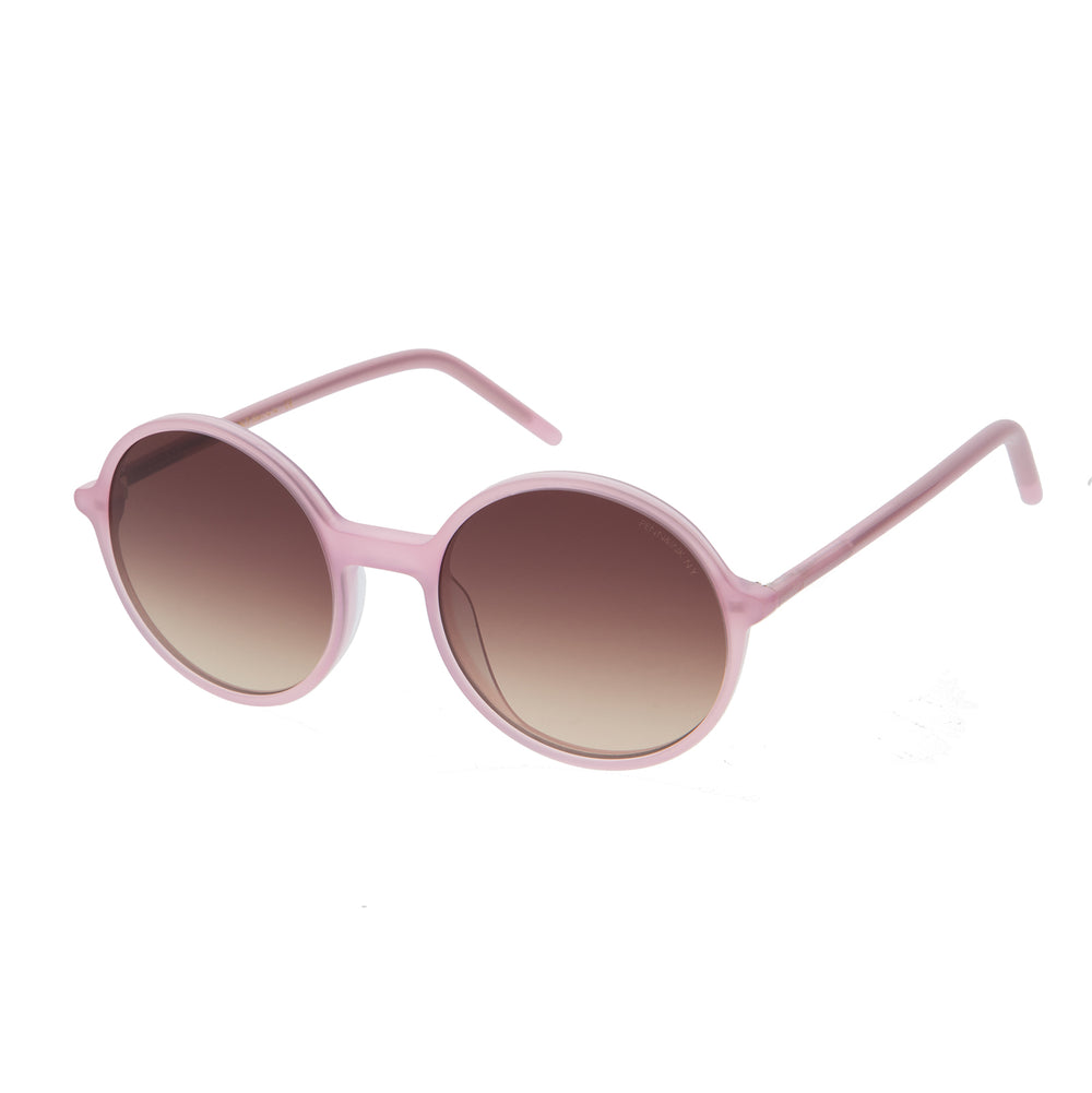 806- pink / lens brown degradé