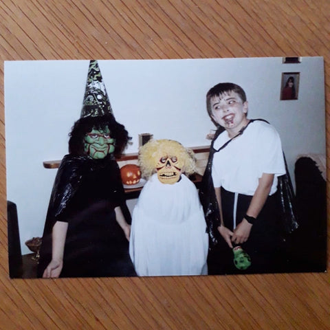 Halloween back in the 80's