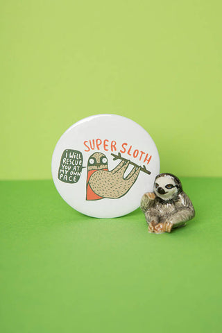 Super sloth magnet
