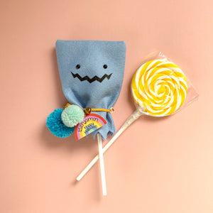 Personalised Halloween Lolly Gift