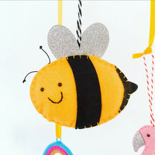 Load image into Gallery viewer, Personalised Bee Decoration