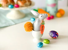 Load image into Gallery viewer, Easter Bunny Egg Cosy