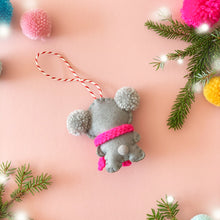 Load image into Gallery viewer, Koala Christmas Tree Ornament