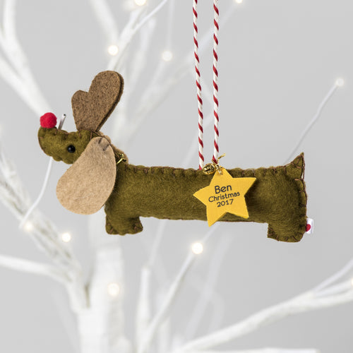 Christmas Decorations Tagged Dog Decoration Miss Shelly Designs