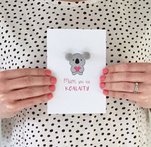 Load image into Gallery viewer, Koala Mother's Day Card