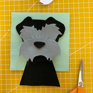 Felt Pet Portraits
